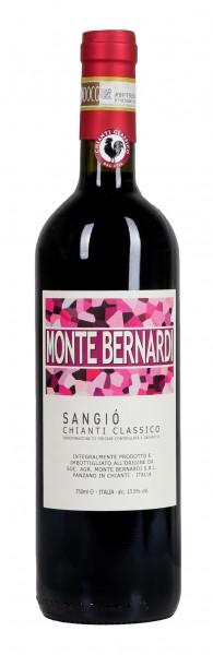 Monte Bernardi Sangió Chianti Classico DOCG