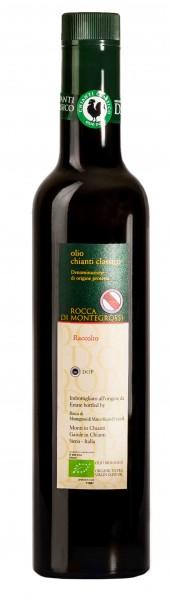 Rocca di Montegrossi Olio Extra Vergine di Oliva DOP del Chianti Classico