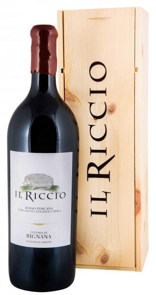 Fattoria di Rignana Il Riccio Toscano Rosso IGT