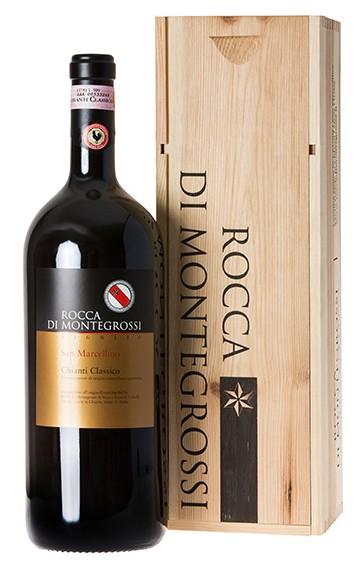 Rocca di Montegrossi Vigneto San Marcellino Chianti Classico Gran Selezione DOCG