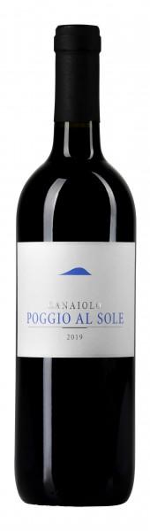 Poggio al Sole Canaiolo Rosso di Toscana IGT (former Trafiore)