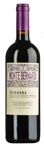 Monte Bernardi Tzingana Toscana Rosso IGT