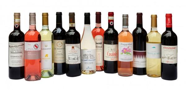 #LebensfreudeChiantiClassico - Weinpaket mit 12 Flaschen