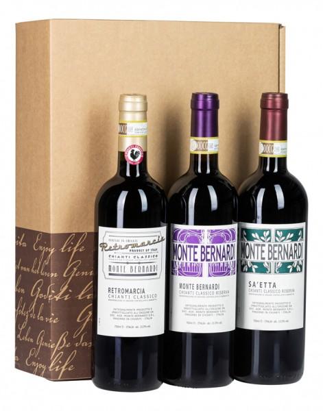 Monte Bernardi Geschenkbox