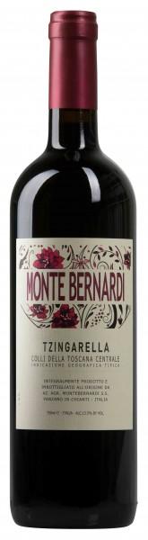 Monte Bernardi Tzingarella Colli della Toscana Centrale IGT