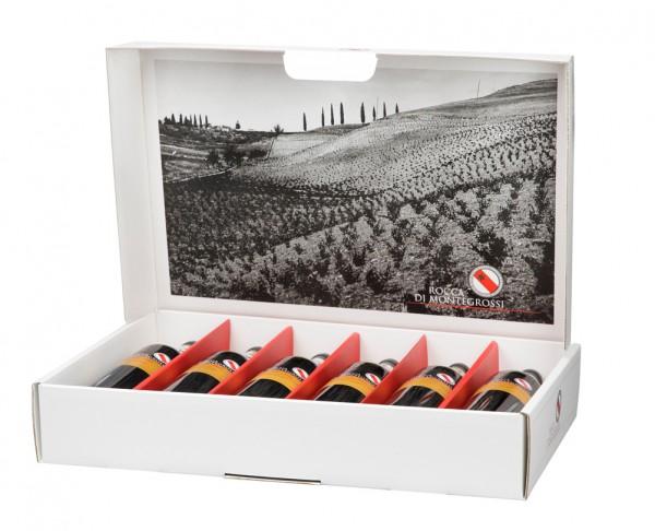 Rocca di Montegrossi Vigneto San Marcellino Chianti Classico Gran Selezione Vertikale