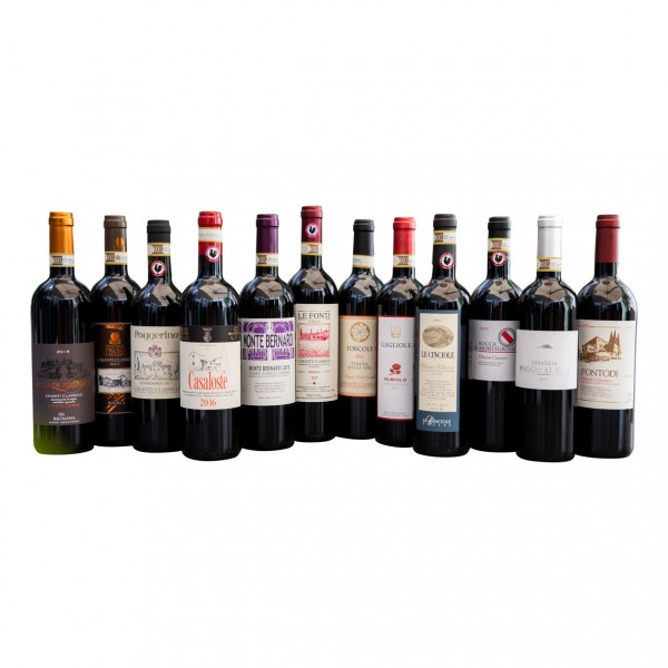 #SehnsuchtChiantiClassico - Wine package with 12 bottles