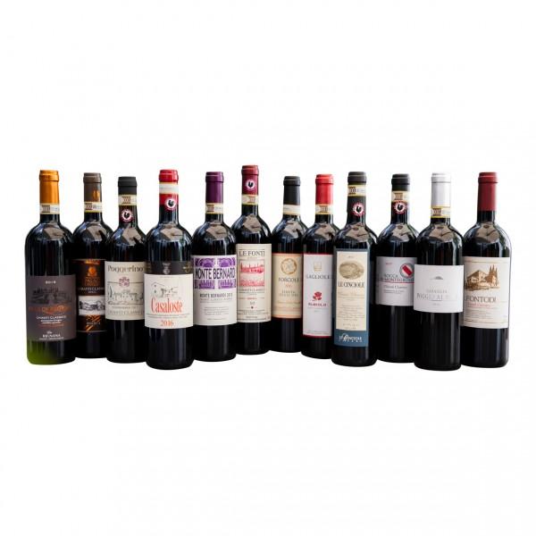 #SehnsuchtChiantiClassico - Weinpaket mit 12 Flaschen
